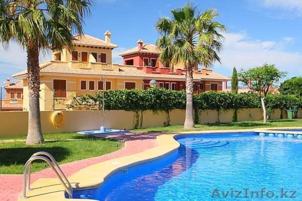 Вид не жительство в испании для владельцев недвижимости