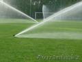 озеленение и автоматические системы полива Hunter