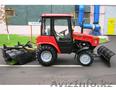 Машина уборочная на базе трактора Беларус-320.4М