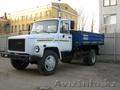 Cамосвал газ-саз-35071 на дизельном шасси газ-3309