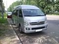 Аренда,  заказ микроавтобусов и минивэнов Астане и Алматы