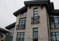 Дерево-алюминиевые окна из сосны с Европы Казахстан