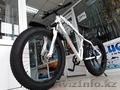 Брутальный велосипед фэтбайк