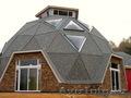 Добросфера - это обычный каркасный дом с минимальной стоимостью каркаса, Объявление #1617864