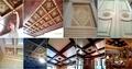 Стеновые и потолочные декор панели массив, шпон, МДФ в Алматы и Астане - Изображение #7, Объявление #1635652
