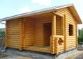 Строительство бани из блока, сруба  - Изображение #5, Объявление #1658041