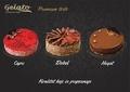 Замороженные торты