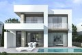 Недвижимость в Испании,  Новая вилла от застройщика в Дения, Коста Бланка, Испания