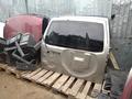 Mitsubishi Pajero3  Крышка багажника